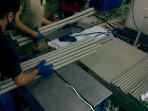 boru paketleme makinası ( TEKSA AMBALAJ )