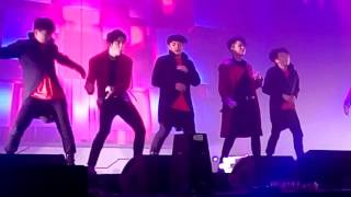 [FANCAM] 160611 GOT7 FLY IN Bangkok - Turn Up The Music (볼륨을 올려줘)