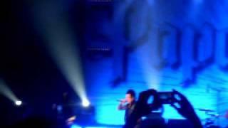 Burn - Papa Roach Live