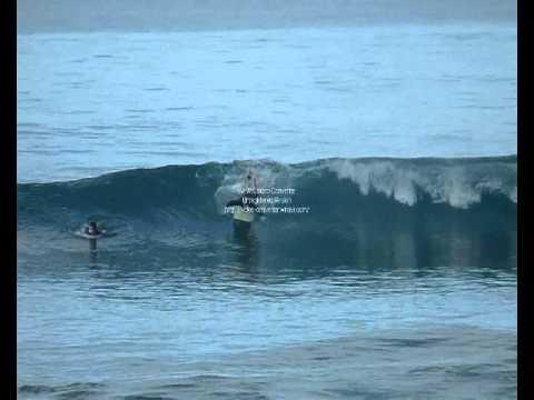 Surfer Sergio Barletta