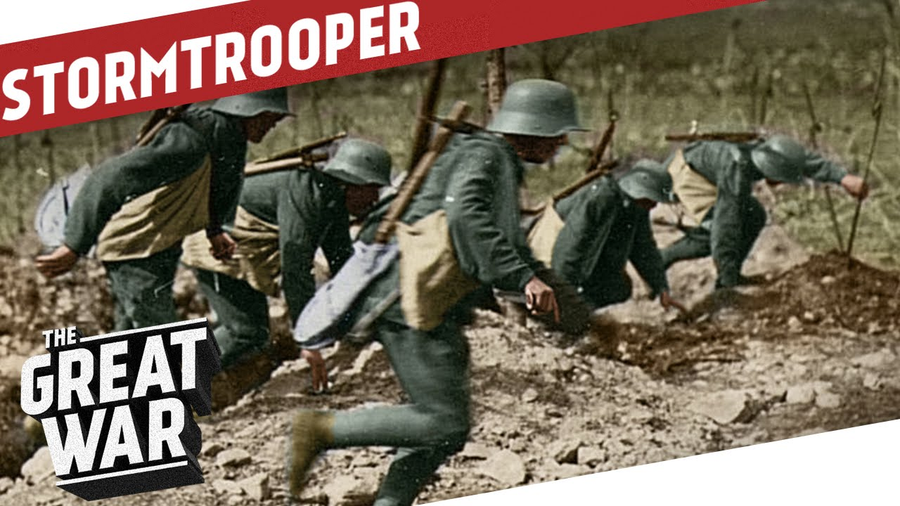 Stormtrooper - German Special Forces of WW1 - The Great War