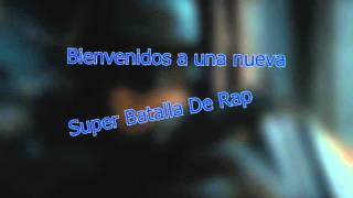 Batman vs superman súper batalla de rap