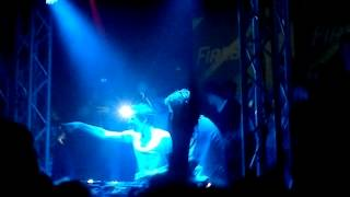 "24/04/2013 FIREBEATZ playing ""Funky Shit"" @ LIMELIGHT MILANO (OVERMIND)"