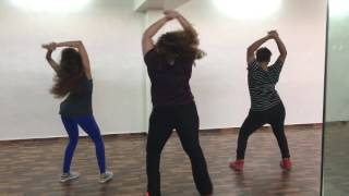 Run The World/Apsara Aali | Pune ChoreographyWorkshop | Karishma Chavan |