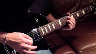 Pigs On The Wing - Pink Floyd Guitar Solo (Snowy White)