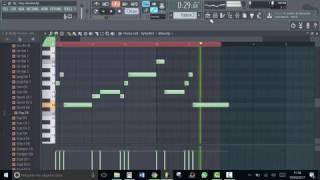 Liu - Step Ahead feat Vano (DaP - REMAKE) - FL STUDIO