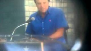 8/26/14 SATURDAY NIGHT LIVE's KEVIN NEALON SPEAKING @ PHIL HARTMANN's HOLLYWOOD STAR CEREMONY