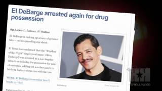 El DeBarge Arrested! - HipHollywood.com