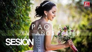 PAOLA XV AÑOS SESION DE FOTOS