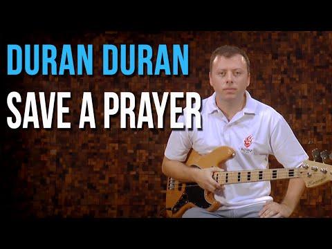 Duran Duran - Save a Prayer
