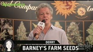 Barneys Farm Seeds @ Spannabis Barcelona 2013