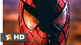 Spider-Man Movie (2002) - Bridge Rescue Scene (7/10) | Movieclips
