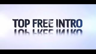TOP 10 FREE DOWNLOAD INTRO NO TEXT №2
