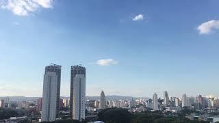 Sons estranhos no Céu de São Paulo - 19/04/2018