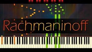 Prelude in B-flat major, Op. 23 No. 2 // RACHMANINOFF
