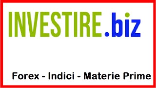 Video Analisi Forex Indici Materie Prime 21.07.2016