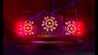 Coldplay & Beyoncé - Hymn For The Weekend (A Head Full Of Dreams Tour LIGHTSHOW)