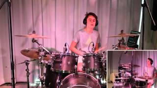 Zedd, Aloe Blacc - Candyman (Drum Cover)