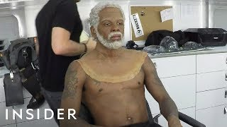 How Hollywood Makes Actors Look Old — Exclusive 'Uncle Drew' Behind The Scenes | Movies Insider