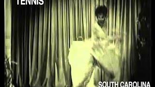 Tennis - South Carolina (Official Video)