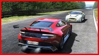 Aston Martin vs Aston Martin 🇩🇪 Nordschleife | Feat. MutanteOnGame | Logitech G27