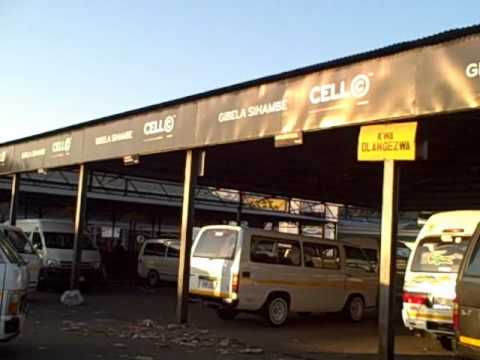 Richards Bay Taxi Rank