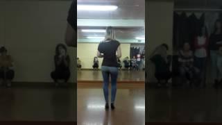 Sara Delhom Kizomba Lady Style Albacete-Me kuia bué (G Amado feat Badoxa)