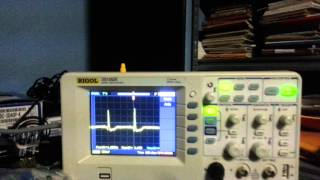 Analog Electrocardiogram ECG - improved signal
