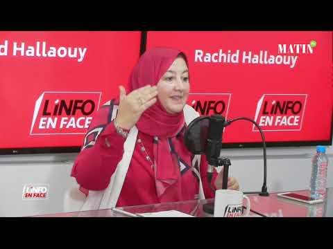 Video : L'Info en Face avec Asmaâ Debbagh
