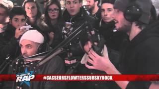 Casseurs Flowters - Vizioz (Skyrock & TSBeats Remix)