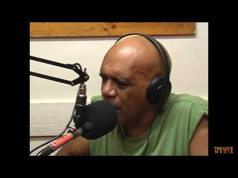 Archie Roach - Australian music legend interview with Robbie Thorpe, live on radio (2 of 2)