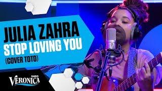 Prachtige cover Toto's Stop Loving You door Julia Zahra! 💙 // Live bij Giel