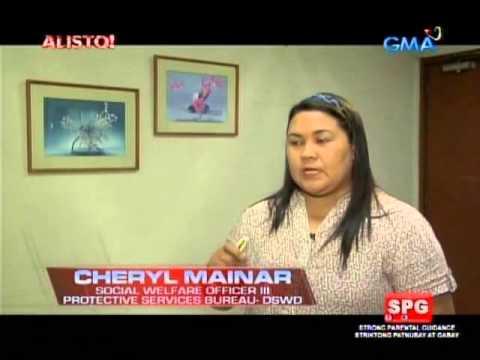 Bata, walang awang inihampas sa lupa ng kanyang ama!   Video   GMA