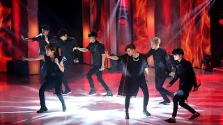 GOT7 'Stop Stop It(하지하지마)' HOLOGRAM LIVE (부산원아시아페스티벌, 홀로그램 라이브) [통통영상]