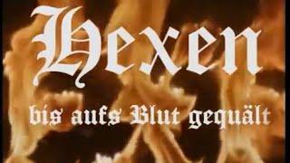 Hexen bis aufs Blut gequält  Deutscher Trailer