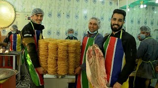 بامداد خوش - خیابان - دیدار سمیر صدیقی از یک ماهی فروشی در قلعه نجارا شهر کابل