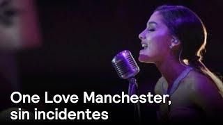 Así fue el concierto One Love Manchester, de Ariana Grande - Al Aire con Paola