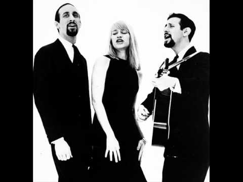 Dont Think Twice Its All Right de Peter Paul Mary Letra y Video