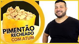 PIMENTÃO RECHEADO COM ATUM