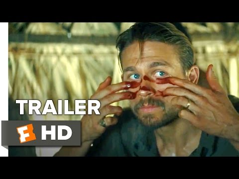 The Lost City of Z Official Trailer - Teaser