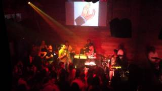 karaoke da laje   barzin   igor felipe caca bueno e VJ Velhinho