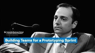 Prototyping Sprint