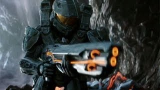 """Halo 4 - Launch Trailer """"Scanned"""" (Full Version)"""