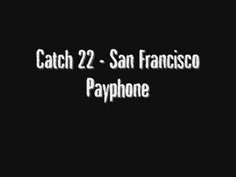 Catch 22 - San Francisco Payphone Chords - Chordify