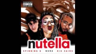 SPINNING 9 • NURA SXTN • KID CAIRO - NUTELLA