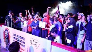 Gande finale Casablanca de la 2ème ligue nationale d'Improvisation théâtrale Nojoum
