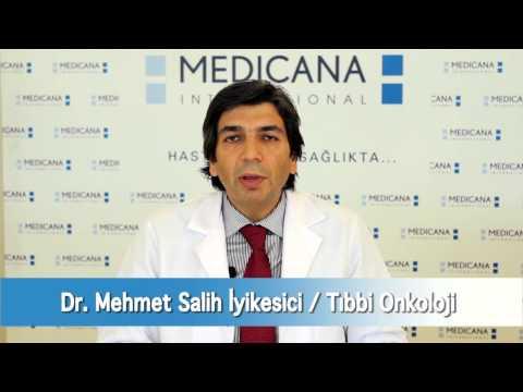 Tıbbi Onkoloji Uzmanı Dr. Mehmet Salih İyikesici Meme Kanserini  Anlatıyor
