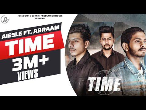 TIME LYRICS - Aiesle Feat. Abraam |