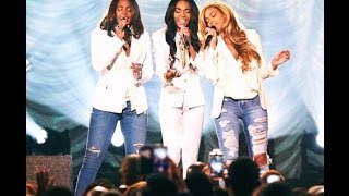 Say Yes Michelle Williams ft. Beyoncé and Kelly Rowland.