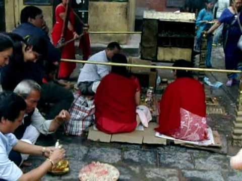 El Templo de los monos – Nepal
